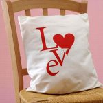 Фото 92: Подушки на день влюблённых