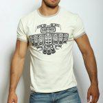 Фото 68: модная мужская футболка465