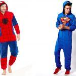 Фото 16: Пижамы супергероев