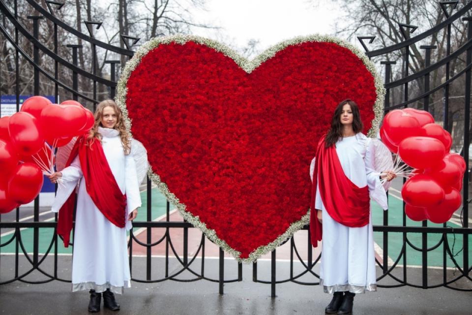 14 февраля день валентина