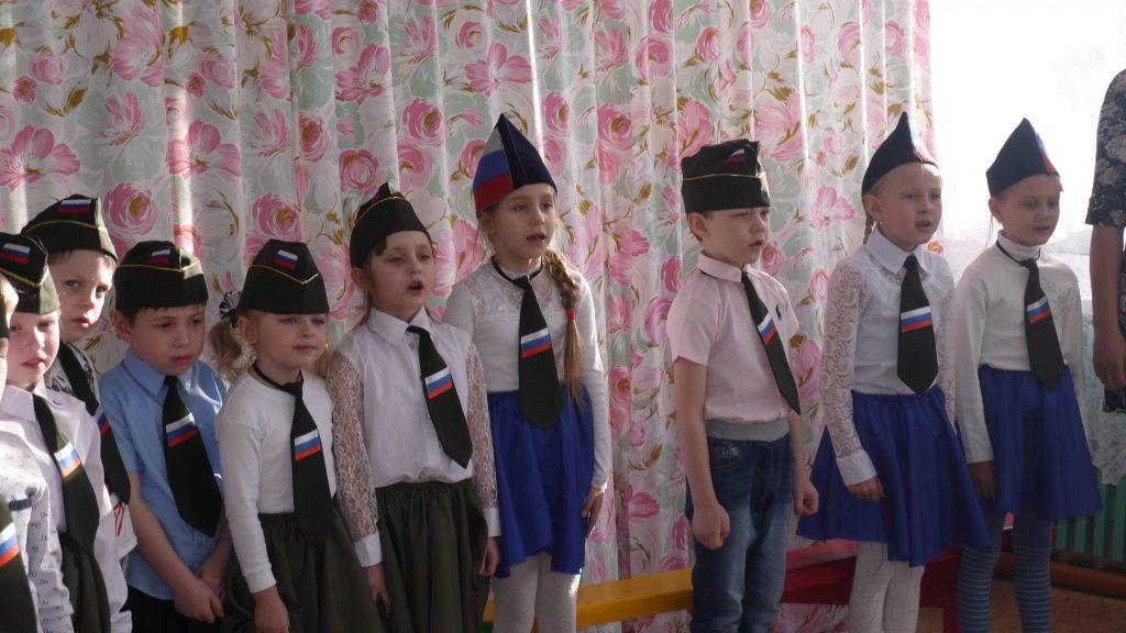 23 февраля в детских садах