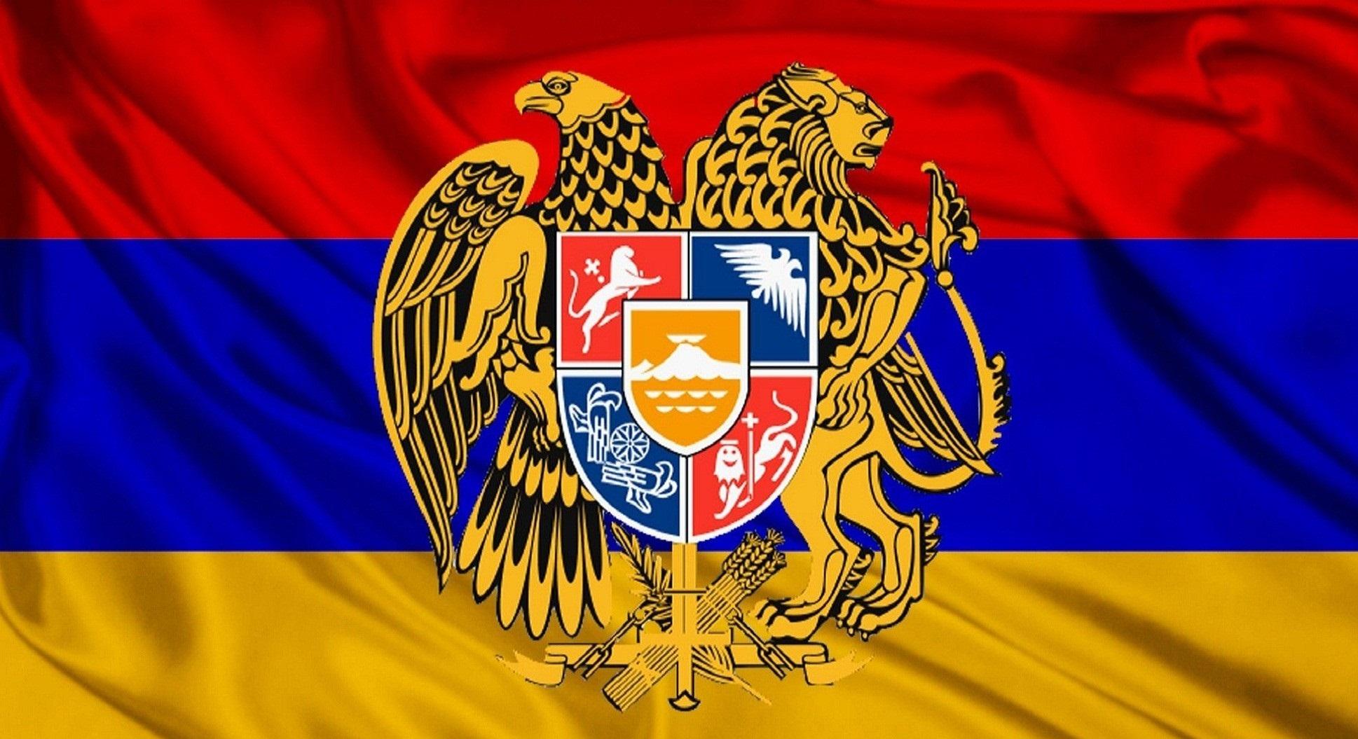 Проазднование 23 февраля в Армении