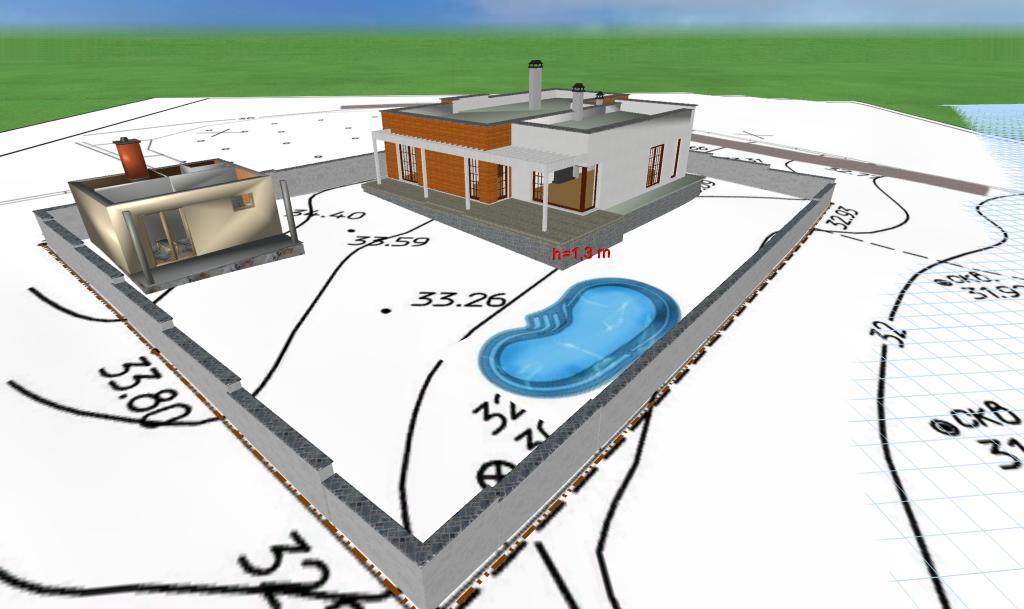 Проект бассейна на участке