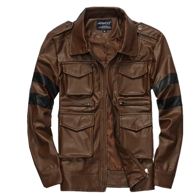 Склеивание кожаной куртки