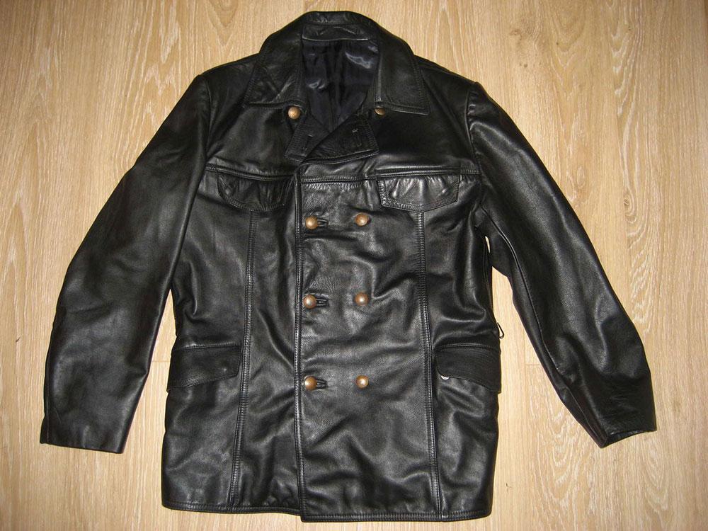 Заклеивание куртки