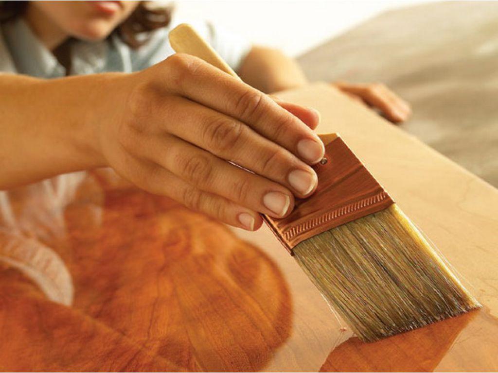 Лакировка мебели своими руками
