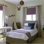 Фото 36: Сочетание штор в спальне в современном стиле