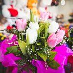 Фото 75: Букет тюльпанов на 8 Марта