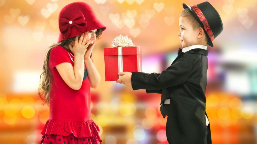 Подарки половинке