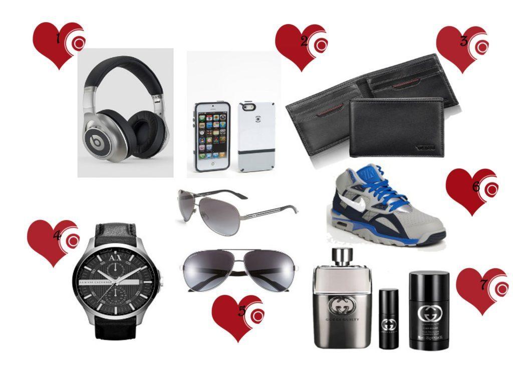 Популярные подарки парню на День Святого Валентина