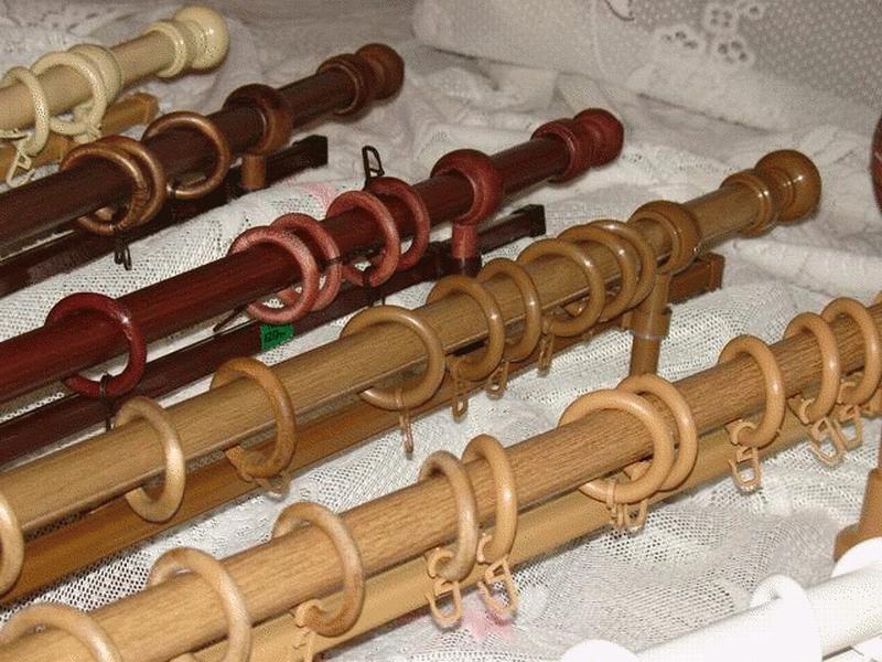 Деревянные карнизы из различных пород дерева