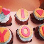 Фото 14: Кексы для любимого