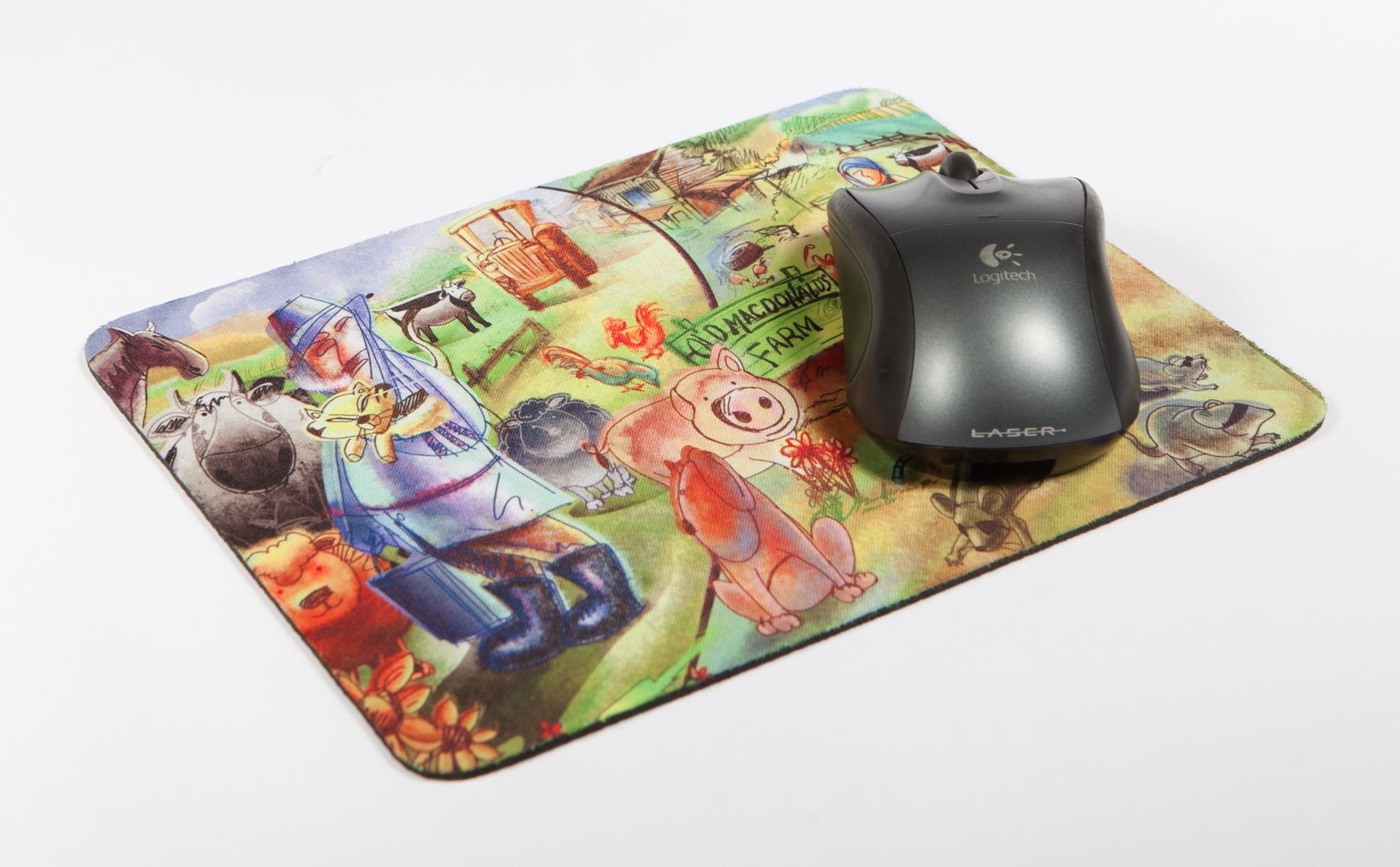 Коврик для компьютерной мышки