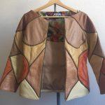 Фото 27: Кожаная куртка—мозаика