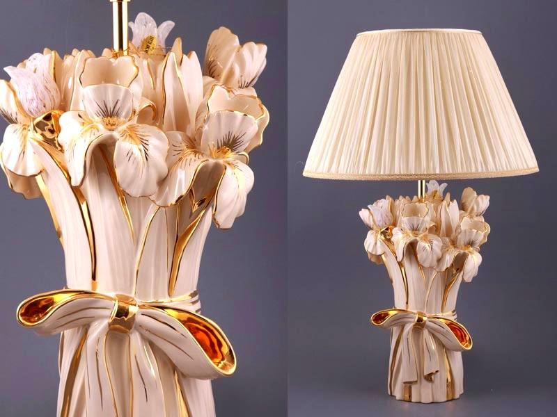 Настольная лампа в подарок