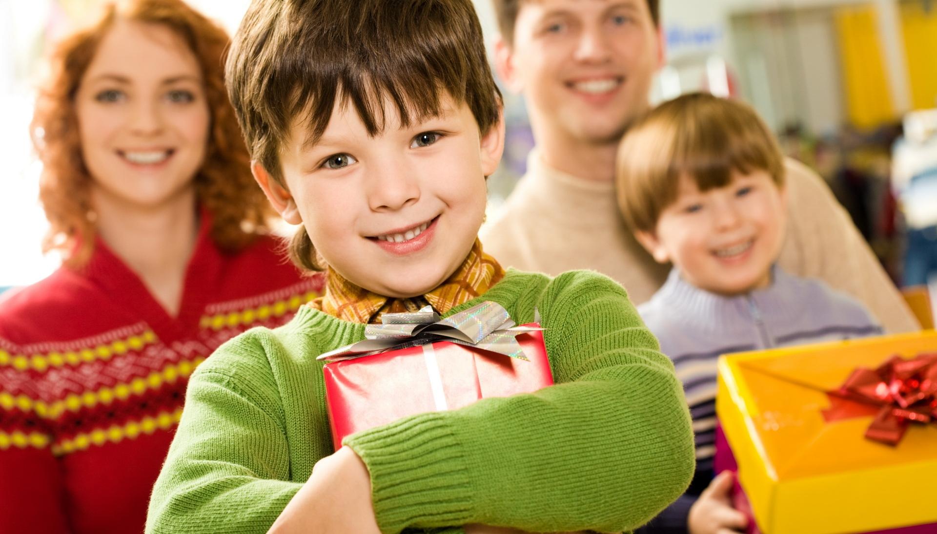 Подарок для дошкольника