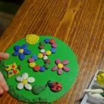 Фото 44: Изготовление открытки из пластилина