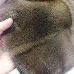 Фото 20: проплешина на рукаве шубы