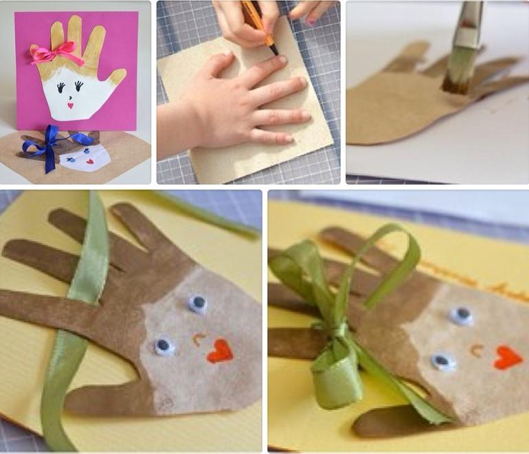 Подарки детям поделки 19