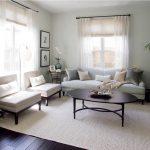 Фото 40: сочетание штор в гостиной