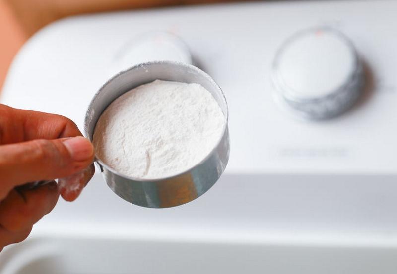 Как отбелить тюль содой в домашних условиях