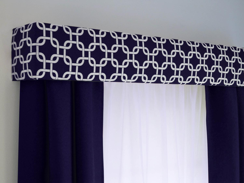 Тканевые багеты для штор