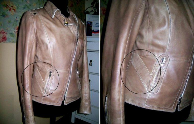 Как своими руками перешить кожаную куртку, пошаговая инструкция, видео
