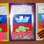 Фото 45: открытка поделки в детском салу 23 февраля22
