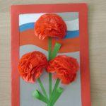 Фото 49: открытка поделки в детском салу 23 февраля999