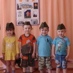 Фото 59: праздник в детском салу 23 февраля11