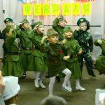 Фото 78: праздник в детском салу 23 февраля123456