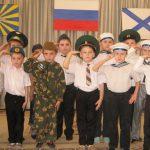 Фото 75: праздник в детском салу 23 февраля23456