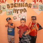 Фото 72: праздник в детском салу 23 февраля3242