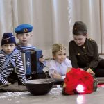 Фото 77: праздник в детском салу 23 февраля44444