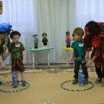 Фото 73: праздник в детском салу 23 февраля4567