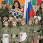 Фото 70: праздник в детском салу 23 февраля555