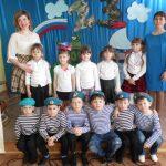 Фото 61: праздник в детском салу 23 февраля56