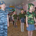 Фото 66: праздник в детском салу 23 февраля99