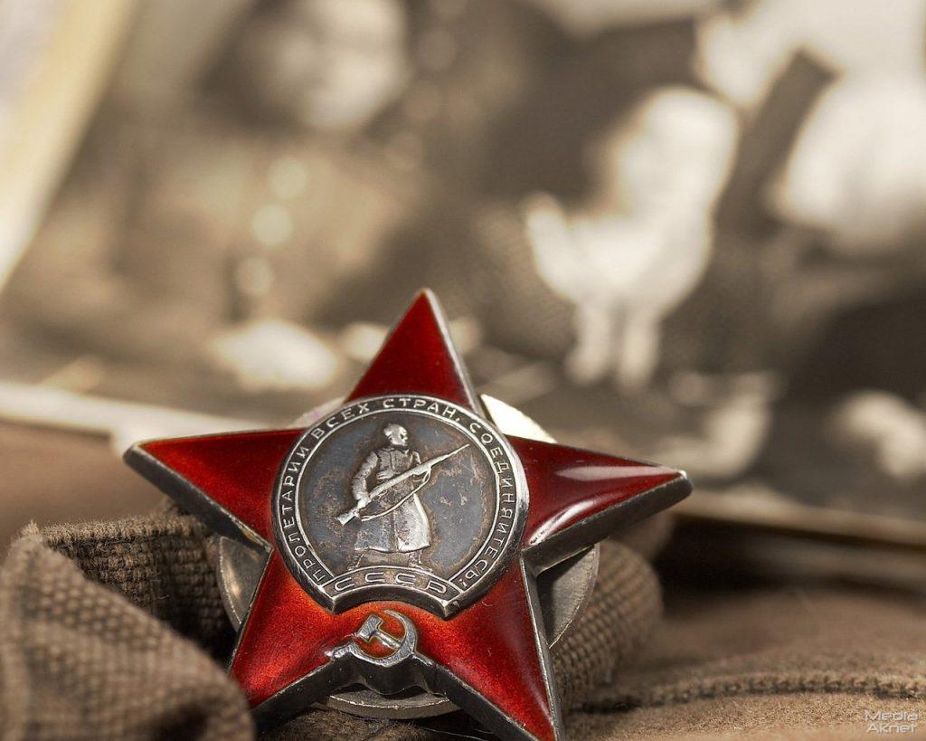 Звезда - символ советского режима и Красной Армии