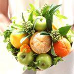 Фото 43: Букет из фруктов