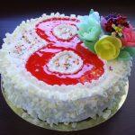 Фото 5: Торт к 8 марта