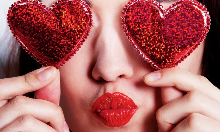 Праздник Дня влюблённых