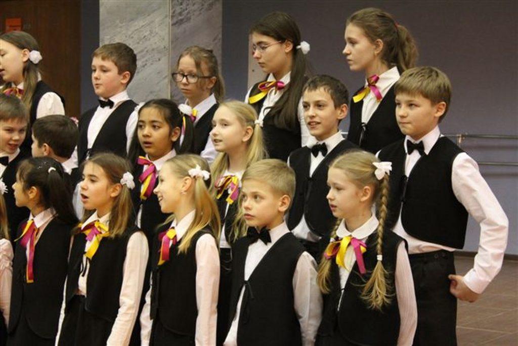 Школьный хор