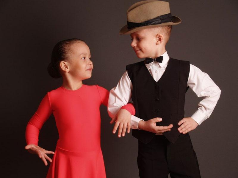 Танца в детском саду