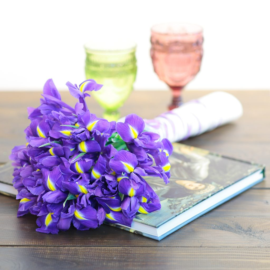 Букет из искусственных цветов своими руками фото 472
