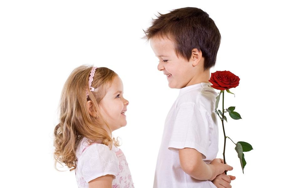 Цветы для девочек на 8 Марта
