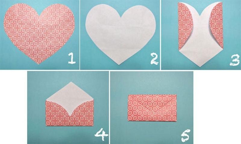 Как сделать конверт фото