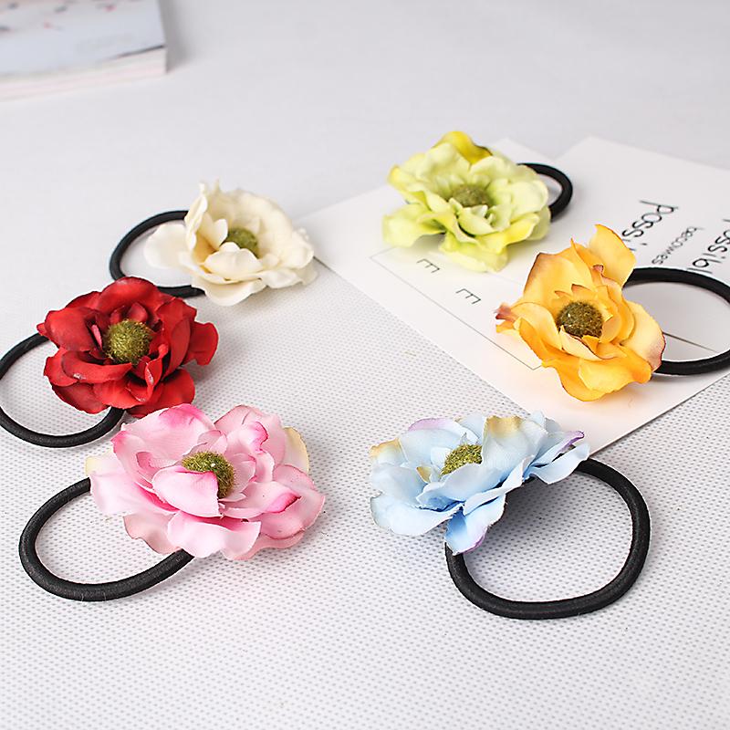 Резинки для волос для девочек к 8 марта