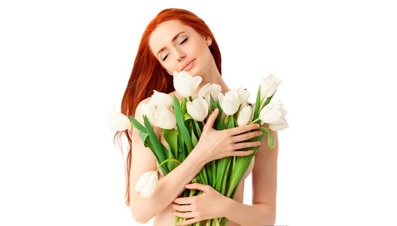 Любимые цветы к 8 Марта