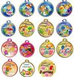 Фото 12: Веселые медали для девочек к 8 марта